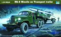 HQ-2 Guidline Missile with ZIL-157 Truck